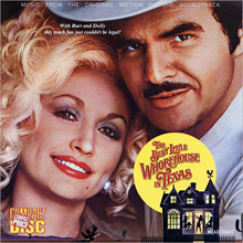 The Best Little Whorehouse in Texas Original Motion Picture Soundtrack