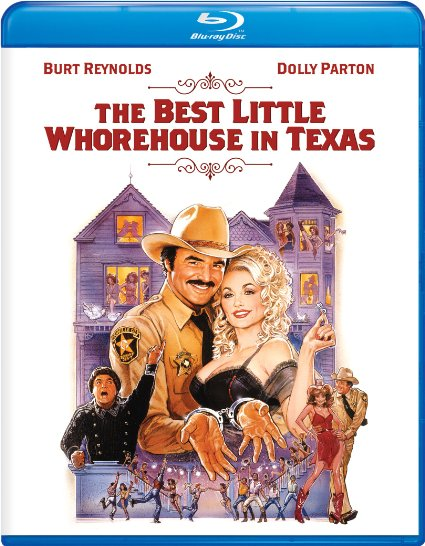 The Best Little Whorehouse in Texas motion picture DVD